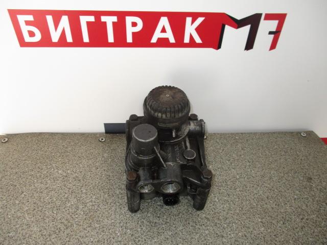 Клапан ускорительный WABCO MERCEDES, Iveco, Scania, MAN, с дефектом