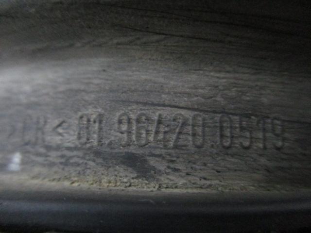 Гофра патрубка воздушного фильтр MAN TGA, TGS, TGX