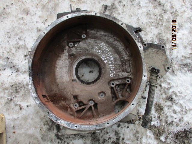 Картер маховика OM457 Mercedes Axor