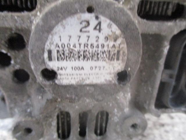 Генератор DC12 Scania P R G
