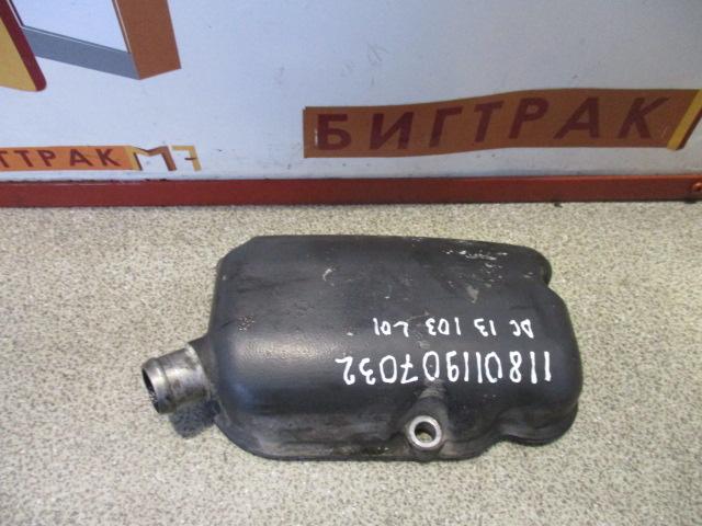 Клапанная крышка с подводом к патрубку DC13103 L01 PDE Scania P R G