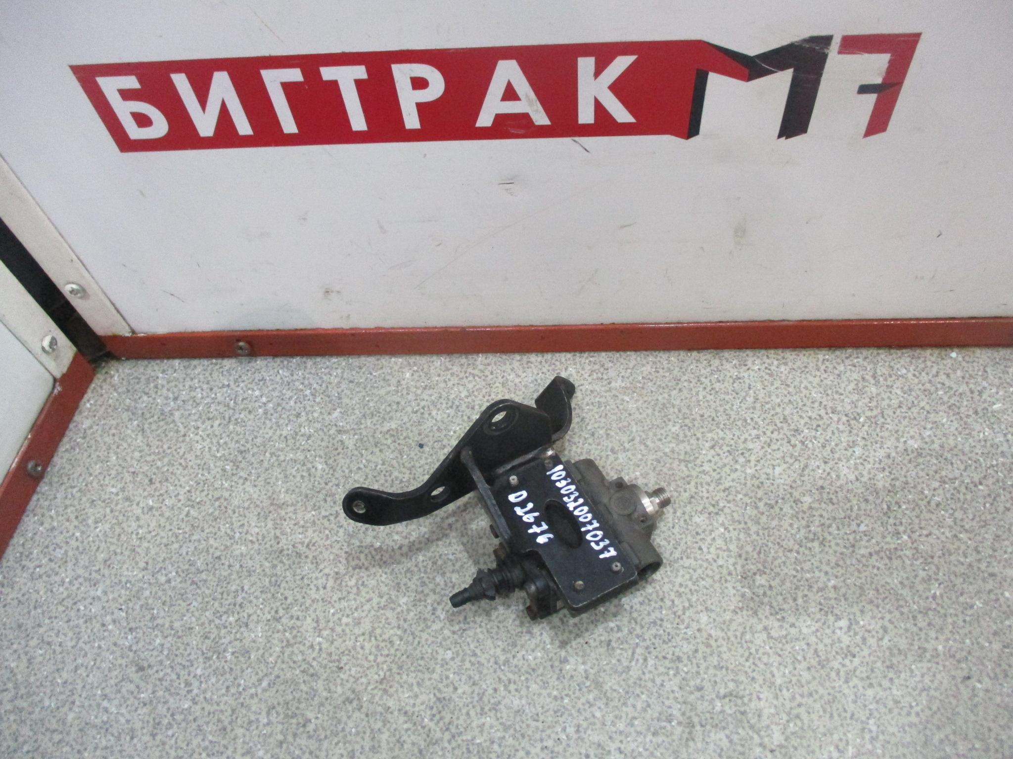Дозатор Adblue D2676 MAN TGX