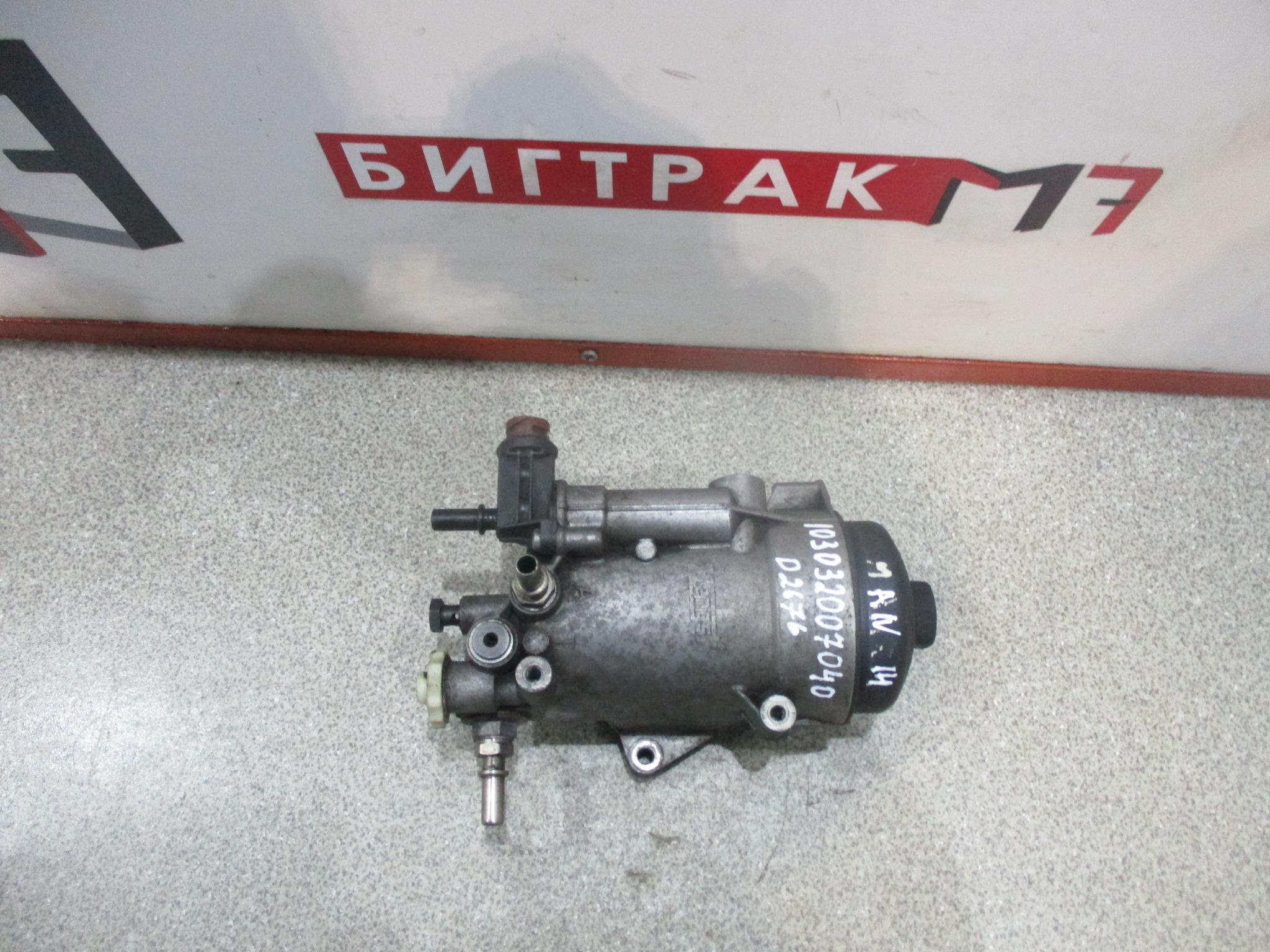 Корпус топливного фильтра с подогревом D2676 MAN TGX, TGS, TGA