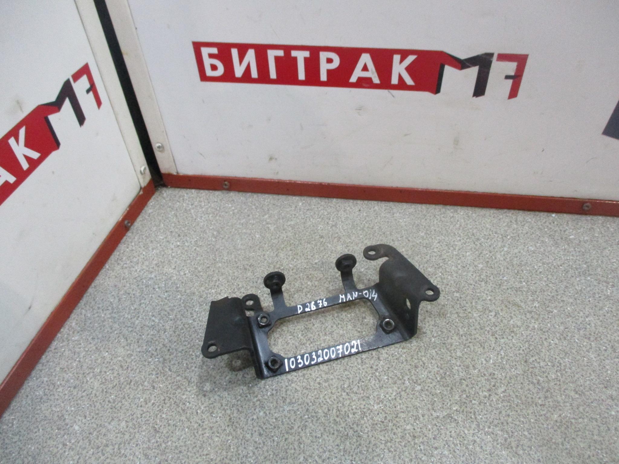 Кронштейн топливного фильтра двигателя D2676 MAN TGX, TGS, TGA